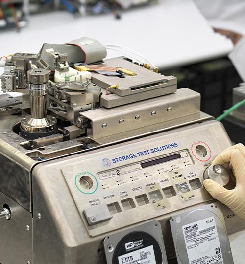 資料救援公司儀器設備